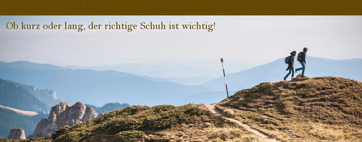 Wandern Schuh Wanderschuhe Mansdorfer 3