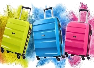 Koffer Taschen Rucksäcke Sporttaschen