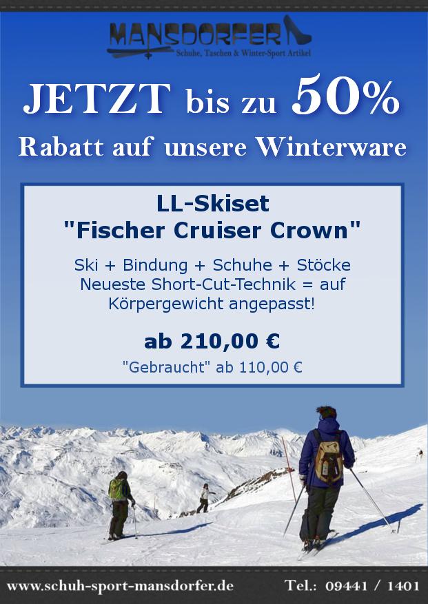 Aktuelles reduzierte Winterware Ski Snowboard Sale Mansdorfer Kelheim Schuhe